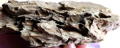 Dragon stone piece, also known as Ohko stone.